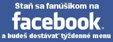 facebook-tyzdenne-menu